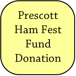 Donation for Prescott Ham Fest Fund